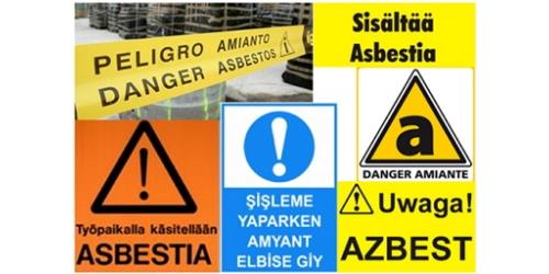 Asbestproblematiek kent geen landsgrenzen